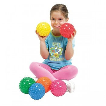 Piłki sensoryczne - zestaw