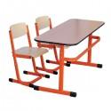Krzesło przedszkolne JJ - roz. 2-3