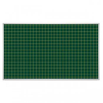 Tablica zielona z liniaturą - kartka