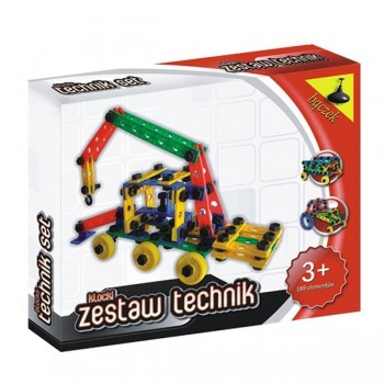 Technik - konstruktor 183 el.