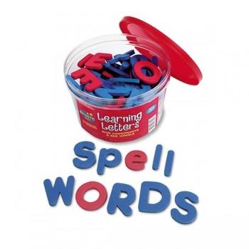 Miękkie magnetyczne litery