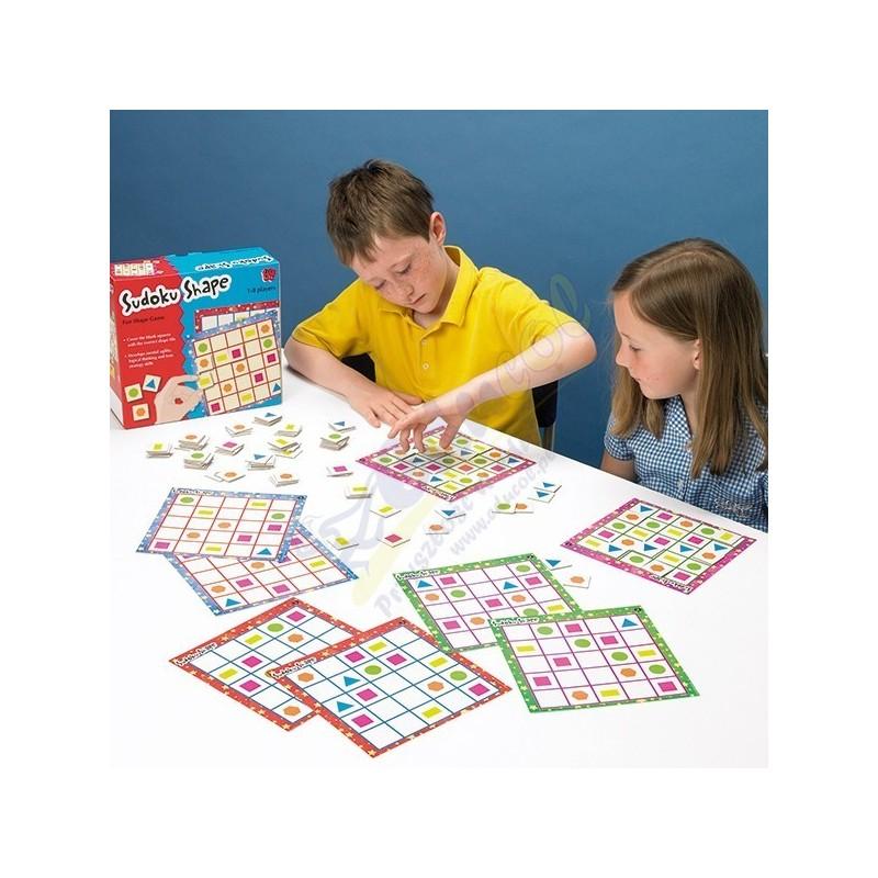 Sudoku kształtów
