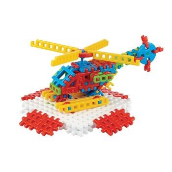 Konstruktor wafel - Helikopter