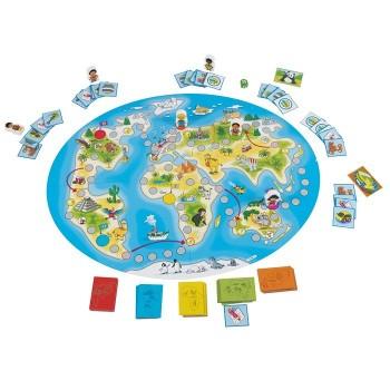 Podróże turystów - gra