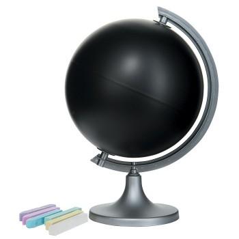 Globus czarny