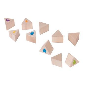 Piramidy  ciężaru - 12 elem.