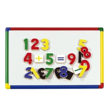 Magnetyczna tablica - kolorowa