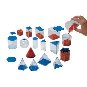 Figury geometryczne i objętości