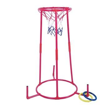 Koszykówka przenośna na stojaku