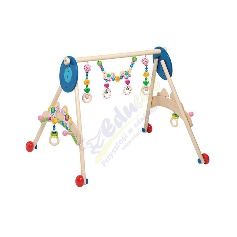 Zestaw gimnastyczny 3w1 - konik