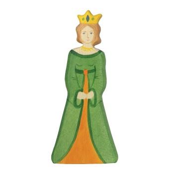 Figurka królowa - 16cm.