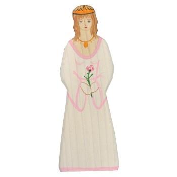 Figurka księżniczka - 16cm.