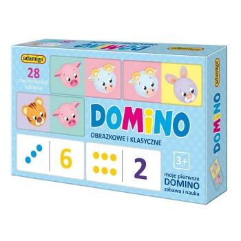 Domino - obrazkowe i klasyczne