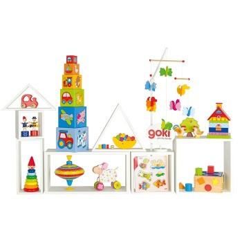 Ramki dekoracyjne na zabawki