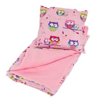Śpiworek z poduszką