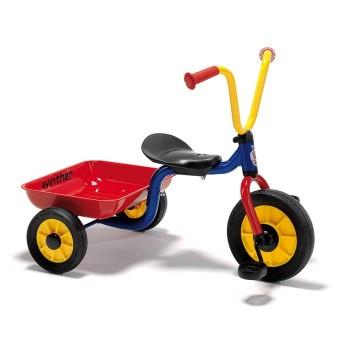Rower trzykołowy z przyczepką