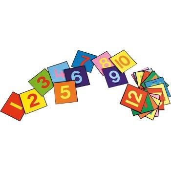 Cyferkowe tafelki 1-24