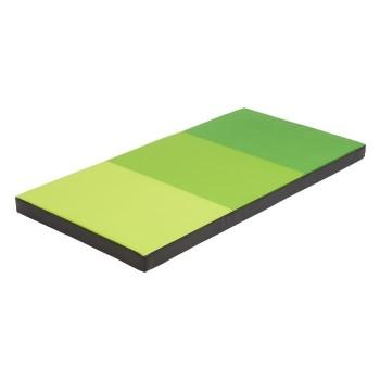 Materacyk przedszkolny - zielony