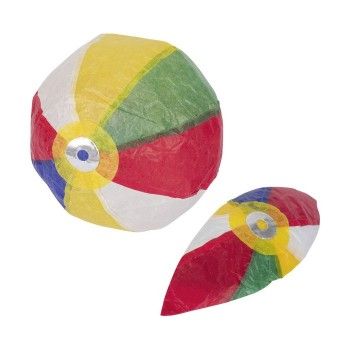 Papierowa piłka
