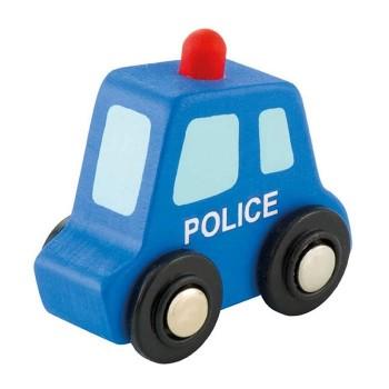 Niebieska policja