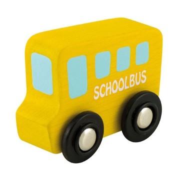 Żółty autobus szkolny