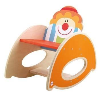 Krzesło bujane, Clown