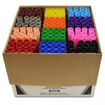 Spieralne Flamastry Crayola - 144 szt