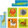 Świat zoo - puzzle