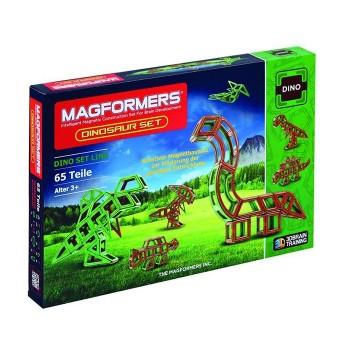 Magformers Dinozaury - Zestaw 62 elem.