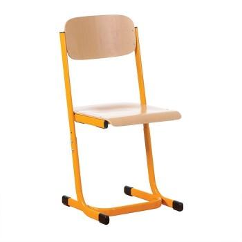 Krzesełko szkolne JT-R z regulacją - Rozmiar 5 - 6
