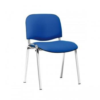 Krzesełko szkolne ISO Chrom