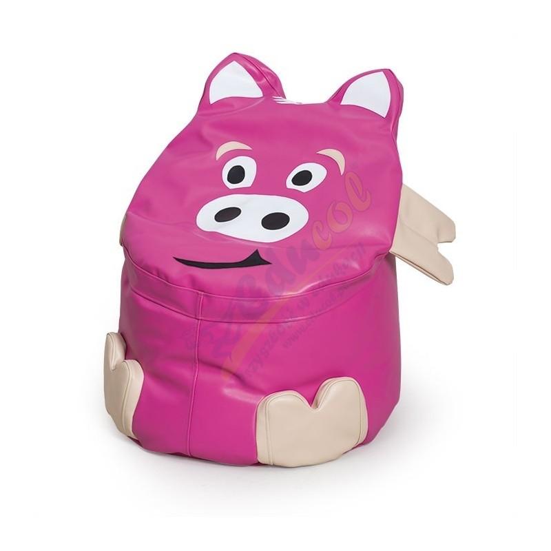 Fotel świnka