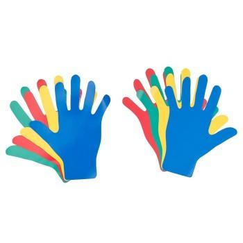 Tropy ręce