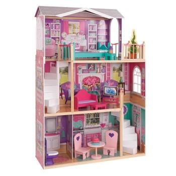 Domek dla lalek - Delux Ma