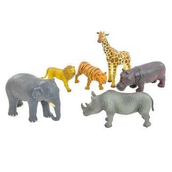 Dzikie zwierzęta Świata