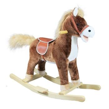 Koń na biegunach - mini