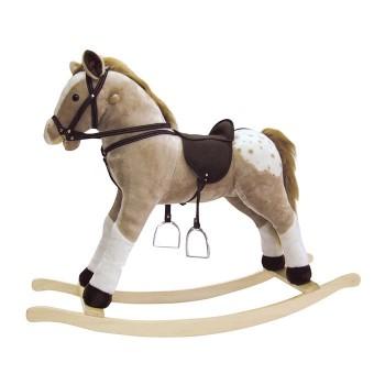 Koń na biegunach - max