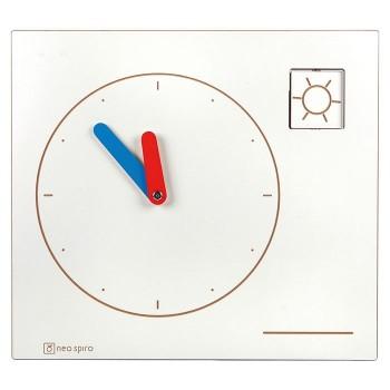 Panel ścienny do ćwiczeń manipulacji - zegar