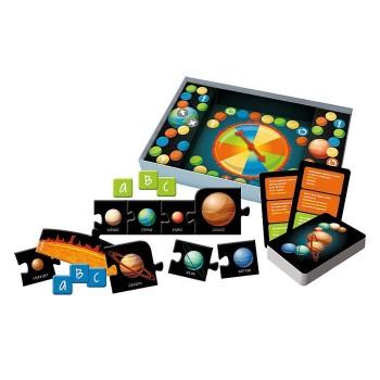 Mały Odkrywca idzie do szkoły - Wszechświat