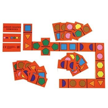 Domino figur geometrycznych