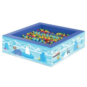 Basen z piłeczkami - Arktyka