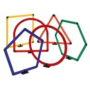 Geometryczny tor przeszkód