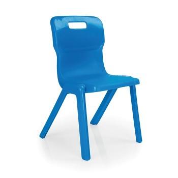 Krzesło przedszkolne - jednoczęściowe T1 - 26 cm