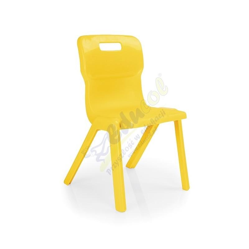 Krzesełko jednoczęściowe T2 - 31 cm