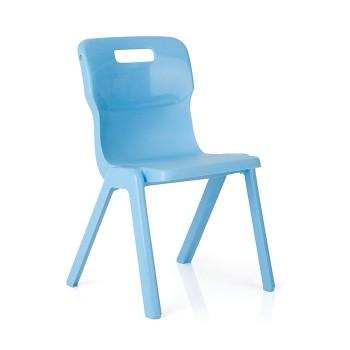 Krzesło szkolne - jednoczęściowe T6 - 46 cm