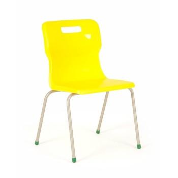 Krzesło szkolne - klasyczne T14 - 38 cm
