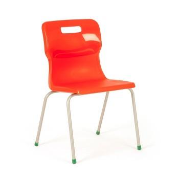 Krzesło szkolne - klasyczne T15 - 43 cm