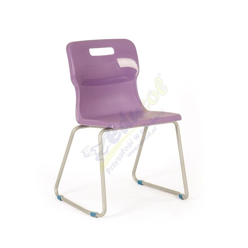 Krzesło na płozach T23 - 35 cm