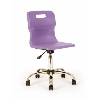 Krzesło szkolne - obrotowe T35 - senior