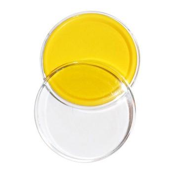 Tusz do stempli żółty